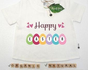 Easter shirt baby,Linen top kid, Linen kids clothing, Linen top baby, Organic baby clothing, Organic kid shirt, Linen baby, white linen baby
