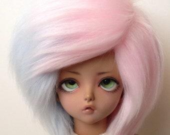 YOSD Duo Split Short Fur Wig [Your Color Choice!] *SALE!*