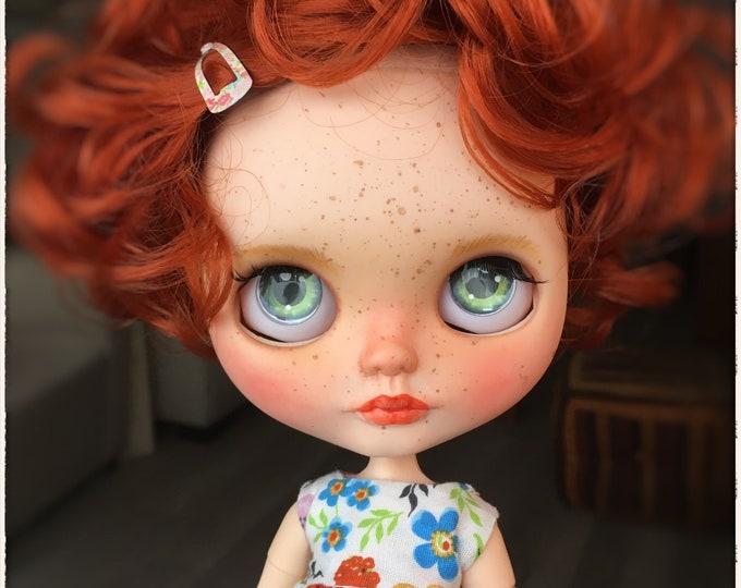 "Candela. Custom fake Blythe doll. Blythe Doll ""fake""."