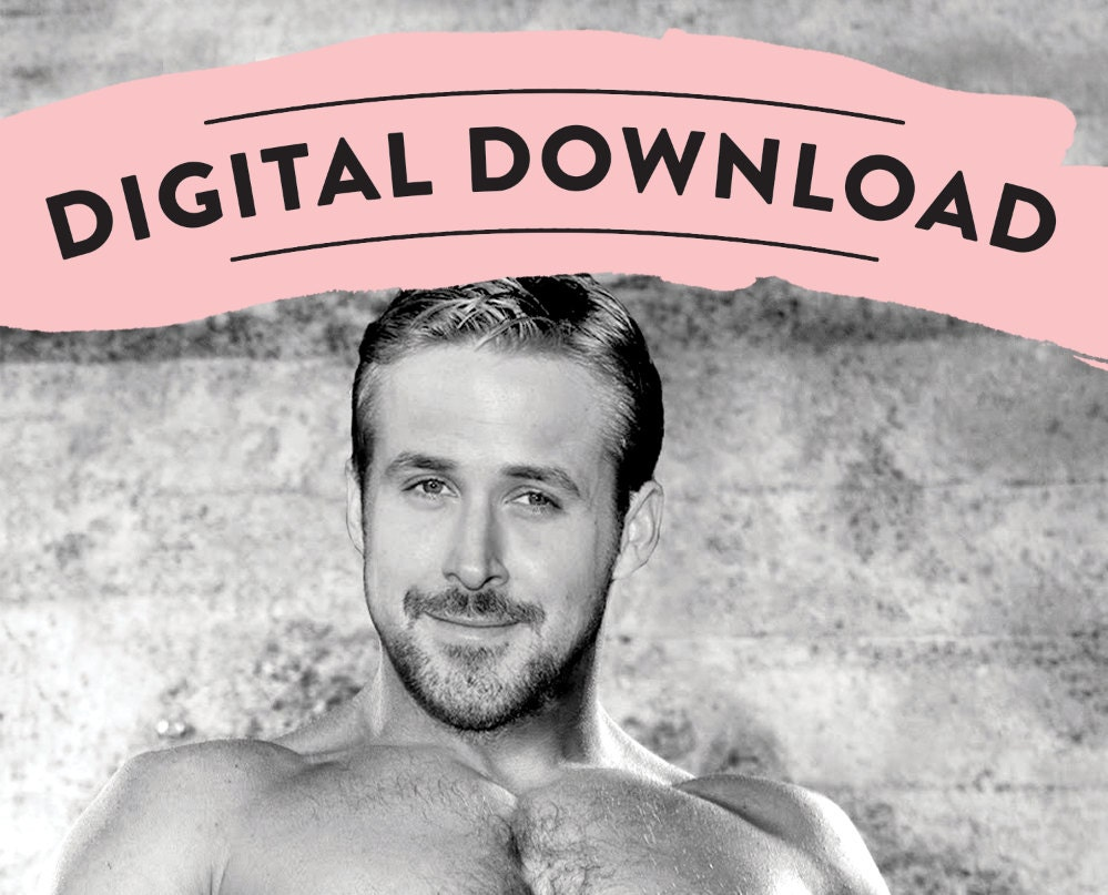 DOWNLOAD NSFW Pin The Junk On Hunk Ryan Gosling