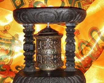 Tibetan Prayer Wheel - Om Mani Padme Hum