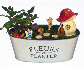 Flower Tin Pixie Kit
