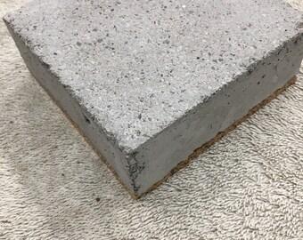 Concrete coaster