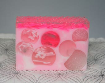 Pink Dreamsicle, Goats Milk Soap