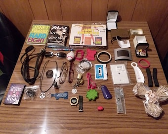 Huge Junk Drawer Lot Resale Trinkets