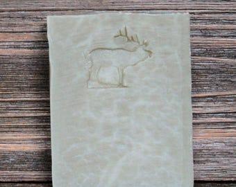 Organic Lavender Sage Elk Soap