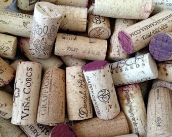 100 Wine Corks, Used Corks, All Natural Corks, Recycled Wine Corks, Wine Wedding, Cork Crafts, Wine Party