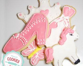 Princess Cookie Assortment  Item #1009