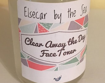 Clear Away The Day Toner (4 oz bottle)