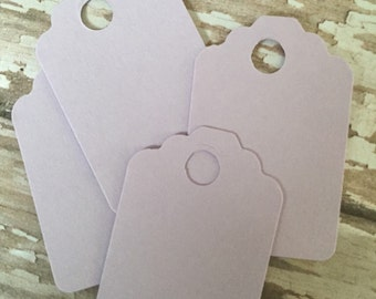 Lavendar Price Tags
