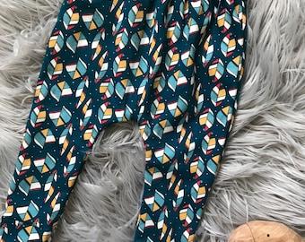 Baby and Toddler items, Baby leggings, 100% Organic Cotton Knit leggings