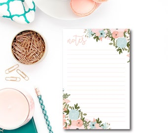 To Do Notepad List Notepad Notepad To Do List Desk Notepad Notes List Planner Notepad Office Notepad Daily Planner Notepad #CLN102