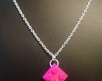 Building Block Necklace