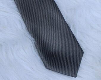 Groomsmen necktie, gray neck tie, mens neck ties, dark gray wedding neck tie gray skinny neck ties dark grey neckties dark gray mens ties