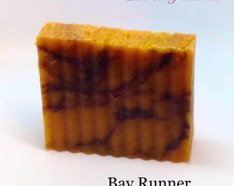 Bay Runner- All Natural Soap with Olive Oil and Shea Butter