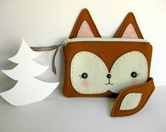 Foxy Little Pouch