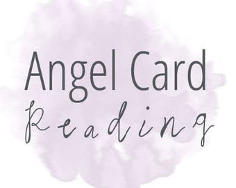 Angel Card Reading - 1 Card