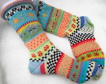 Colorful socks Mara Gr. 36 / 37