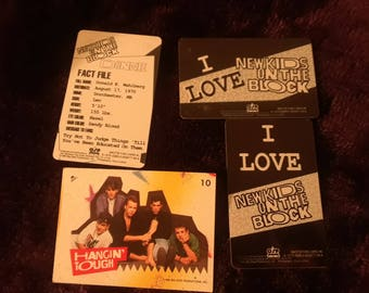 NKOTB Cards - Assorted