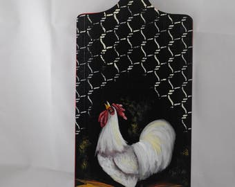 Wake Up! Rooster Painting Packet