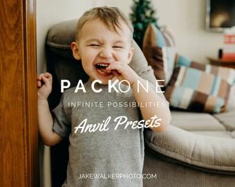 Pack One - Lightroom Presets
