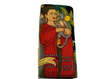 frida  handmade womens wallet
