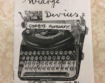 Strange Devices #1: Goodbye Footscray!