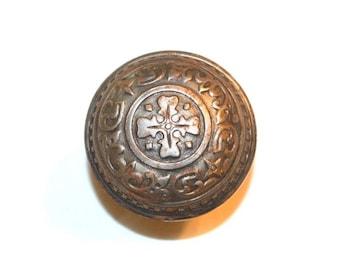 Ornate Antique Doorknob for Period Door Ornate