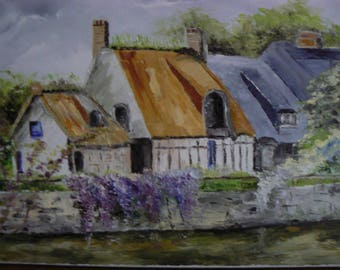 Cottage has Veules les Roses in Normandy