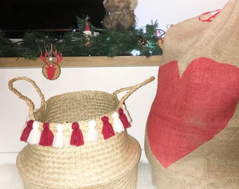 Basket jingle bells