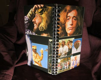 Sgt. Pepper Movie Soundtrack Album Cover Notebook (VHS box sized)