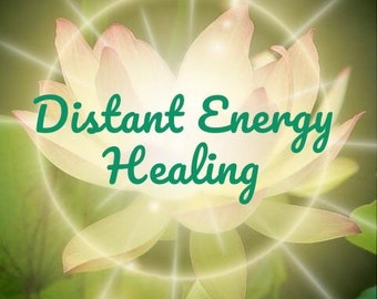 Distant Energy Healing 20 Minute Session