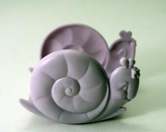 My Little Pony 1980s snail purple rocker