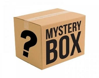 Mystery Surprise Treasure Box - #2 All new items 50.00
