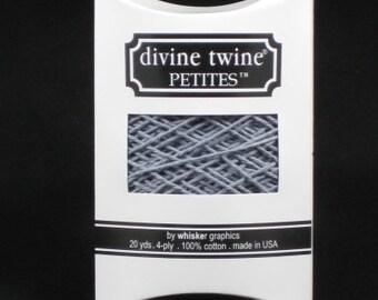 Gray Twine,  Gray Bakers Twine - 20 yards
