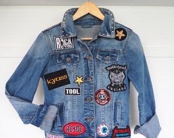 Lil'Rockers kids Battle Jacket. Size 16