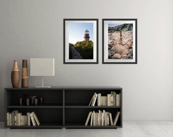 Aquinnah Cairn Rock Piles Photographs, Photos, Prints, Cards, Martha's Vineyard Photography, Moshup Beach, Peaceful Rustic Neutral Colors