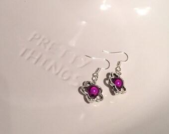 Miracle Glow Bead Earrings