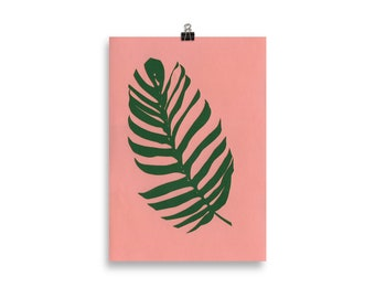 Art Print – Philodendron