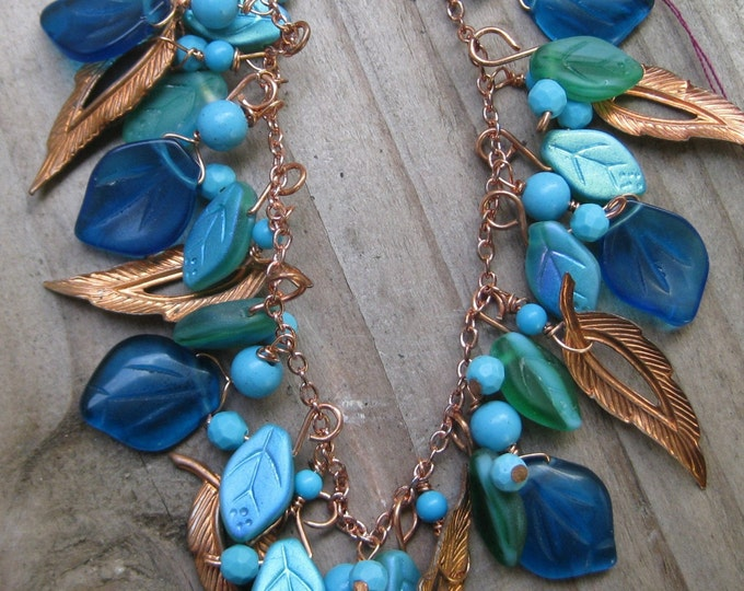 Insouciant Studios Harvest Set in Moonlight Turquoise and Agate