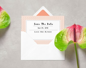 Save The Date Custom Invitations and Stationery Weddings and Events