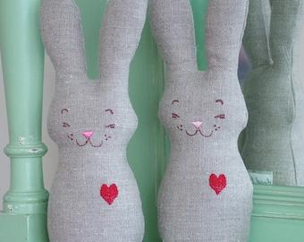 Love Bunny, Valentine Bunny, Heart Bunny
