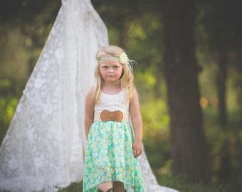 HANDMADE LACE TEEPEE photo prop for photoographers or hours of fun play for the kids inside or out