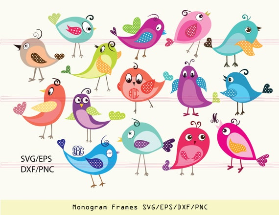 Bird Svg, bird decal, bird clipart, bird logo, INSTANT DOWNLOAD bird ...