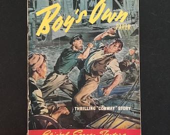 Vintage Boy's Own Paper September, 1955