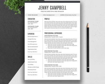 best selling ms office resume template cover letter