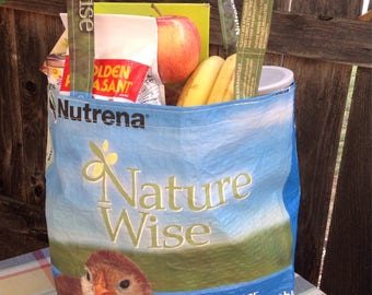 Nature Wise Chick Feed Sack Tote