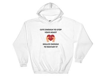 Cute enough hoodie