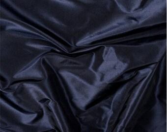 Blackberry Silk Taffeta, Fabric By The Yard