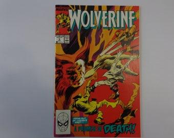 Wolverine Number 9 (1989)